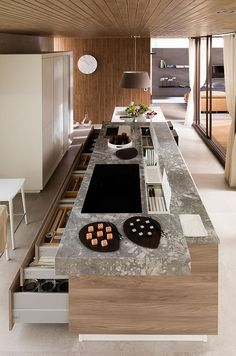 Functional Kitchens Design To Meet The Needs Of Each User