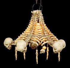 Blackman Cruz Skull Lamp   Skulls on the Brain   Pinterest ...