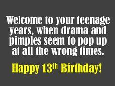 b8ebd11f47ae945fa457813d5aa3fd68 happy birthday daughter quotes birthday card quotes happy 13th birthday birthdays pinterest happy 13th birthday