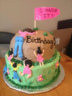 Over the Hill Cake birthday cakes Pinterest Cake and Birthday