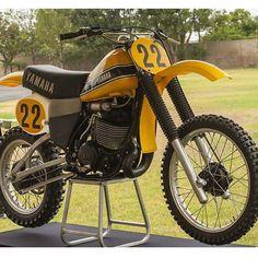 1980- Yamaha OW500 of Rick Burgett