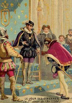 Coutumes et traditions : histoire et origine des étrennes du jour de l'an