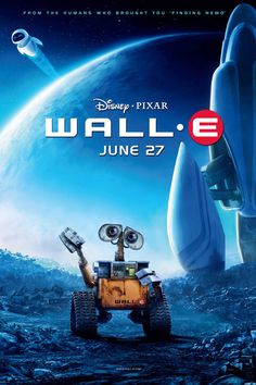 ♫ There's lots of world out there! ♫  Happy 7Th anniversary to Disney.Pixar Wall-e  #WALLE