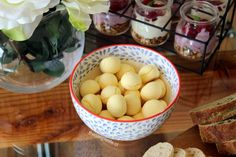 Bollitos de Maicena. | The Simple Life® Sin Gluten, Gluten Free, Citrus Recipes, Chips, Lemon, Eggs, Snacks, Cookies, Breakfast