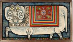 Rex Clawson, The Ram