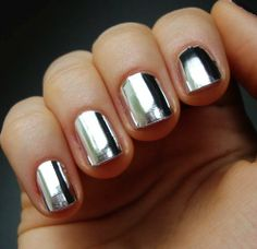 Mirror Nail Foil Wraps from bless-sed