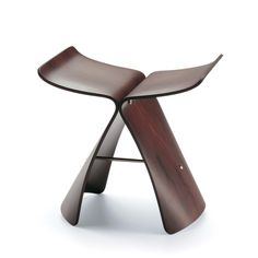 Butterfly Stool Rosewood