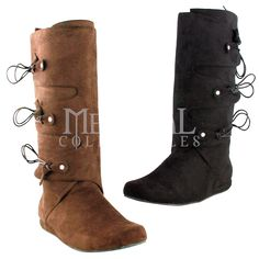 Villager Boots - FW1031 by Medieval Collectibles... to go with the costume