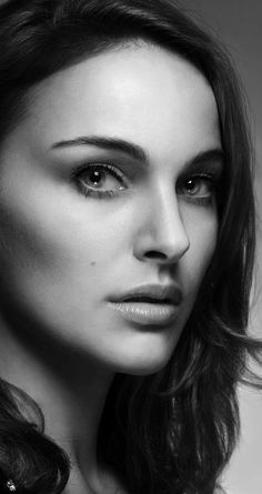 Stunning? Yes, but I don't think I could handle that look in my life each and every day; maybe with breaks for recovery... (Endless Seas) (Ryan White | Woman crush -  Natalie Portman)
