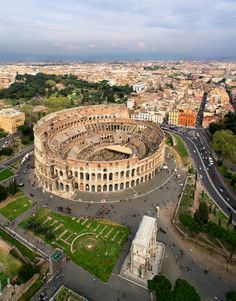 Colosseum, Rome - so glad to have had the opportunity to see this myself, be in there & hear the stories!