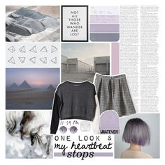 """""""THE AVALANCHE DROPS"""" by glowing-eyes ❤ liked on Polyvore featuring River Island and Forever 21"""