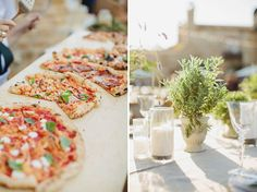bello forno wood fired cuisine wedding - an amazing catering company! WOOD FIRED PIZZAS & A 16' ARTISAN CHEESE SPREAD