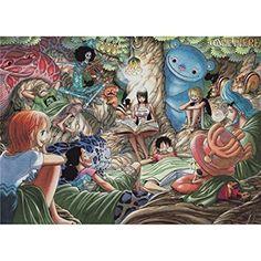 One Piece Luffy Poster On Silk <49cm x 35cm, 19inch x 14inch> - Affiche de Soie - 33A885