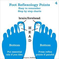 Foot Reflex Point