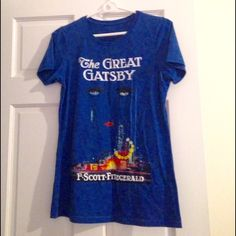 Great GATSBY tee! Limited edition Tops Tees - Short Sleeve