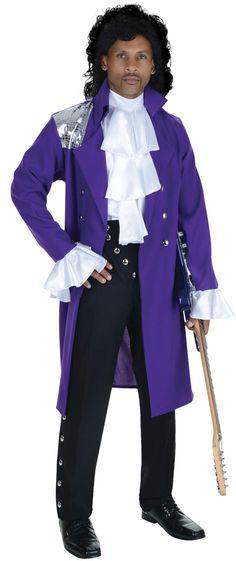 Purple Pop Star Costume - 29743