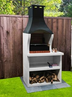The Firenze Masonry Barbecue has a premium contemporary style with smooth lines that are easy on the eye and suit any outdoor living space. The Firenze barbecue has the benefits of a complete cooking station whilst still remaining compact. Made using a combination of high quality, natural limestone and red firebricks, the barbecue is designed to conserve the heat and optimize the consumption of the fuel selected. Comes complete with a firewood/charcoal burner and easy ash removal system…