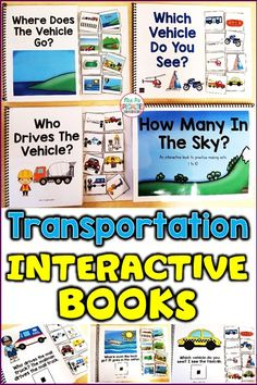 This set is amazing!! It targets WH questions that students with disabilities have trouble with while working on vehicles. My students with autism especially love this set! These adapted books would be great for self-contained classrooms, speech therapy, special education classrooms and ABA programs.