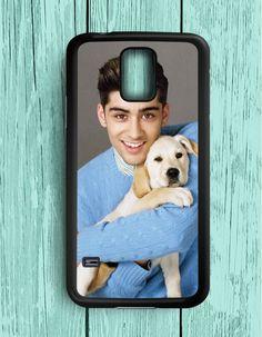 1D Zayn Malik With Dog Samsung Galaxy S5 | Samsung S5 Case
