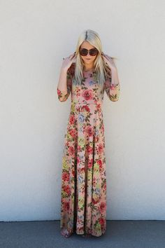 The Fall Hanna Dress ***PRE ORDER SHIPS 11/9**