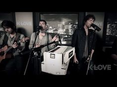 """for King & Country """"Shoulders"""" LIVE at K-LOVE - #Psalm121 I will lift up my eyes to the hills-- From whence comes my help? My help comes from the Lord,  who made heaven and earth.  (and the mountains) #myhelpcomesfromgod #liftmyeyes"""