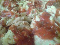 kolaci recepti: TORTA PIZZA