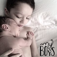 Big Brother Newborn Announcement, Brother, Big, Face, Faces