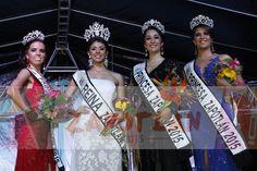 Tres princesas y una Reina, las cuatro mujeres bellas de Zapotlán.