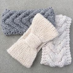 Ravelry: Missy Headband / Frøkenpannebånd pattern by Strikkelisa Cute Headbands, Fingerless Gloves, Arm Warmers, Ravelry, Diy Projects, Knitting, Pattern, Knitted Doll Patterns, Dots