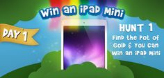 Awesome contest from Bargainmoose! http://www.bargainmoose.ca/bargainmoose-birthday-contest-day-1-find-the-leprechauns-pot-of-gold-win-an-ipad-mini/?utm_source=Bargainmoose+Daily+Email+Subscribers&utm_campaign=0ed42cbcf1-RSS_EMAIL_CAMPAIGN&utm_medium=email&utm_term=0_1cb9d9defe-0ed42cbcf1-24754937