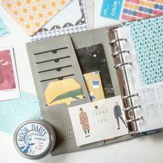 yoojin (@paperpilea) auf Instagram  Filofax, Filofax DIY, Filofax Einlagen, Filofax DIY Ideen, Journal, Journal Ideen, Journaling Ideen, Journal Ideen zeichnen, Journal gestalten, Planner gestalten, Planner Ideen, Kalender gestalten, Kalender DIY