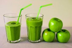 Super Green Smoothie and other good sounding smoothies
