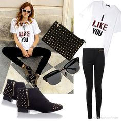 I LIKE YOU | Women's Outfit | ASOS Fashion Finder