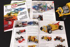 Brick Journal # 38 (February 2016) features Norton74's cars | da Andrea Lattanzio