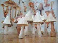 How to make mushrooms
