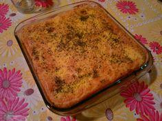 Receita de Receita de Torta de berinjela
