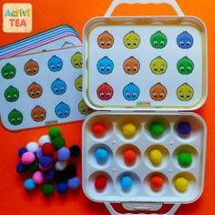 Imprimibles e Ideas! Autism Activities, Letter Activities, Montessori Activities, Infant Activities, Busy Boxes, Kids Education, Homeschool, About Me Blog, Tea