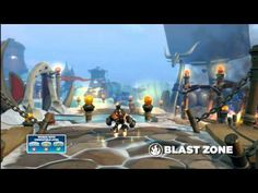 deluxe games blast zone