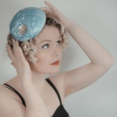 Miss Ava's Millinery - handmade hats, commissions taken