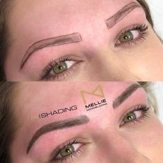 Microblading by Master Mellie For Appointments please visit www.mbeautystudio.com