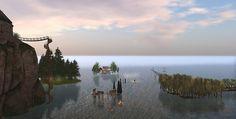 Binemist by Sari Choche-Be Sari, Second Life, River, Outdoor, Design, Saree, Outdoors, Outdoor Games