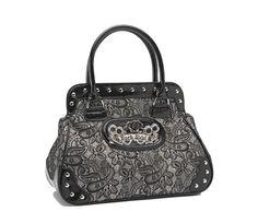 White Vintage Lace Handbag|SubCulture Clothing Store