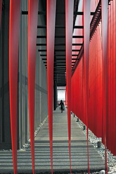 Museum und Kulturzentrum in Aomori- Molo Design