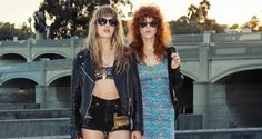 This or That: Deap Vally