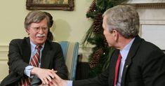 John Bolton,on  is a very dangerous appointee by an idiotic Trump. This guy is renowned for being a staunch advocate of  early strike on countries not bending to his will ! In a nuclear age that spells BIG trouble as these horrendous arms fall in to more and more ruthless hands ! Within minutes our World could be cast into a catastrophe - no doubt at all !