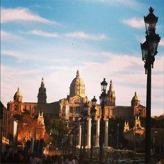 """Barcelona"" Student Photo in Spain"
