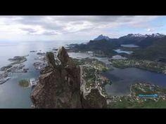 Mountains Of Lofoten