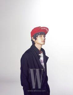 W, 2009.12, Kang Dong Won