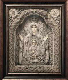 'Mother of God of The Sign'. Denshchikov Vladimir