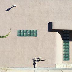 Citrus Ave West Hollywood   rg @george_byrne #exteriors